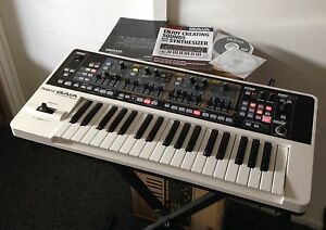 GAIA Roland Synthesizer Chirnside Park Yarra Ranges Preview