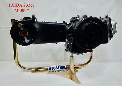 TAIDA 232cc (67mm BORE) 4 STROKE LONG CASE B-BLOCK COMPLETE ENGINE *EASY START*
