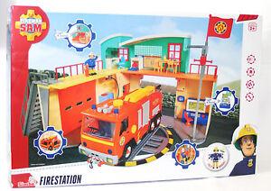 Feuerwehrmann Sam Feuerwehrstation Simba Feuerwehr Feuerwache