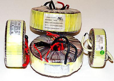 190w Toroidal Transformer For Halogen Lamps Chandeliers Light Bulb