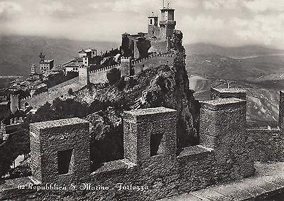 Cartolina Postale - San Marino / Forfezza