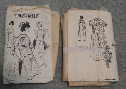 Knit Wit sewing patterns x 9   Miscellaneous Goods   Gumtree ...