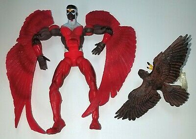 "Marvel Legends Mojo Series FALCON VARIANT Loose 6"" Figure Toybiz Toy Biz 2006"