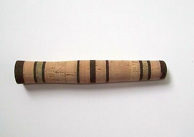 Reverse Half Wells Flor Grade Cork Fly Rod Handle