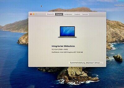 Apple MacBook Air 13,3 Zoll (128GB SSD, Intel Core i5 8. Gen., 1,60GHz, 8GB)..., usado segunda mano  Embacar hacia Argentina