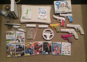 Nintendo Wii Package Yarraville Maribyrnong Area Preview
