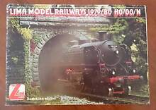 Lima Model Railways******1980 Catalogue Wooloowin Brisbane North East Preview