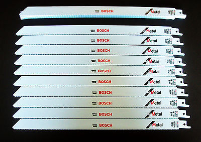 "20 BOSCH 12"" RECIPROCATING SAW/SAWZALL BLADES 18TPI BI-METAL"