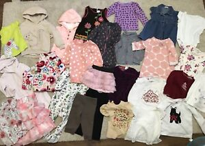 Baby girl clothing (18-24 months)
