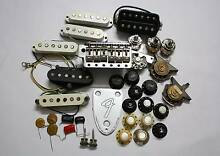 Guitar parts Vintage, New and Used -  Lots of parts!! Balmoral Brisbane South East Preview