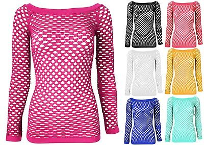 Fishnet Sleeves (Women's Sexy Fishnet Long Sleeve)