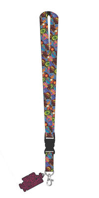 Player Lanyard (Authentic READY PLAYER ONE Badge Pattern Lanyard)