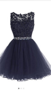 Jr prom dress for sale, size xs