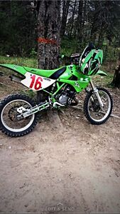 Kx100 two stroke