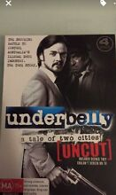 Underbelly uncut DVD Maryland 2287 Newcastle Area Preview