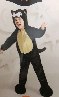 NWT Black Cat Toddler Costume Hyde and Eek 18-24 Months Halloween - Black Cat Halloween Costume Toddler