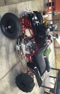 Yamaha banshee dirt drag bike