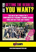 1 month free Bootcamp Russell Lea Canada Bay Area Preview