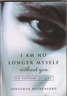 I AM NO LONGER MYSELF WITHOUT YOU Jonathan Rutherford ~ HC/DJ 1st Perth Region Preview