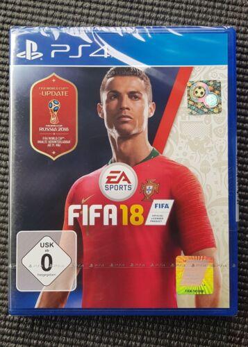 Fifa 18 WM 2018 Edition PS4 Spiel *NEU OVP* Playstation 4 Fifa World Cup Russia