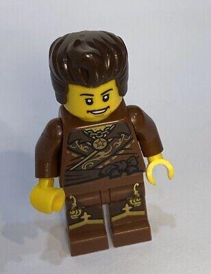 Lego NINJAGO The Brown Ninja DARETH minifigure