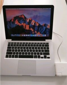 MacBook Pro 13inch 2012 w/ 120 SSD for sale *Price negotiable*