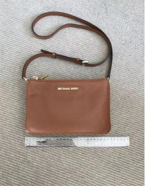 22c2d9a74fe4 Michael Kors Bedford Brown Triple Zip Crossbody   Bags   Gumtree ...