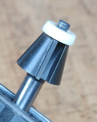 Porter Cable Router Bit - 43915 15-degree Bevel Undermount Bevel Bowl