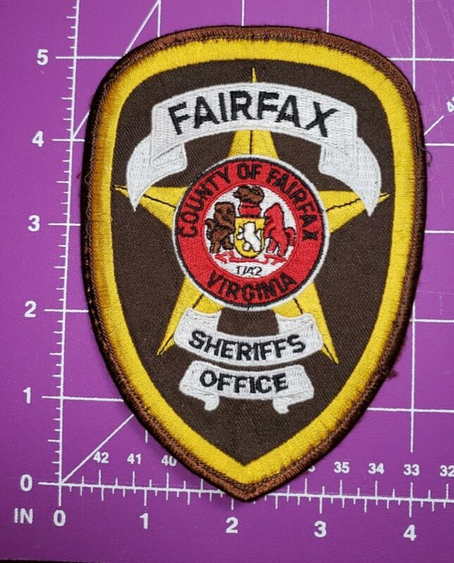 Fairfax Virginia Sheriff