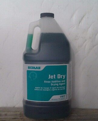 Dishwasher Jet Dry Rinse Additive And Drying Agent 1 Gallon Liquid