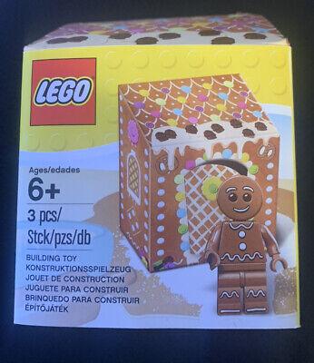 LEGO GINGERBREAD MAN 6186041