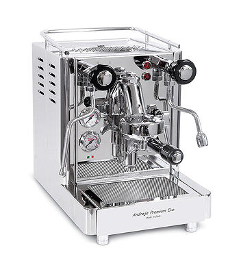 Quick Mill 0980 Andreja Premium Evo Espresso Cappuccino Machine Coffee Maker