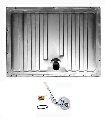 New! 1965 - 1968 Ford Mustang Cougar Gas Fuel Tank w/ Drain Plug & Sending Unit