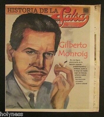Historia De La Salsa   42   Gilberto Monroig   Primera Hora   2005 Puerto Rico