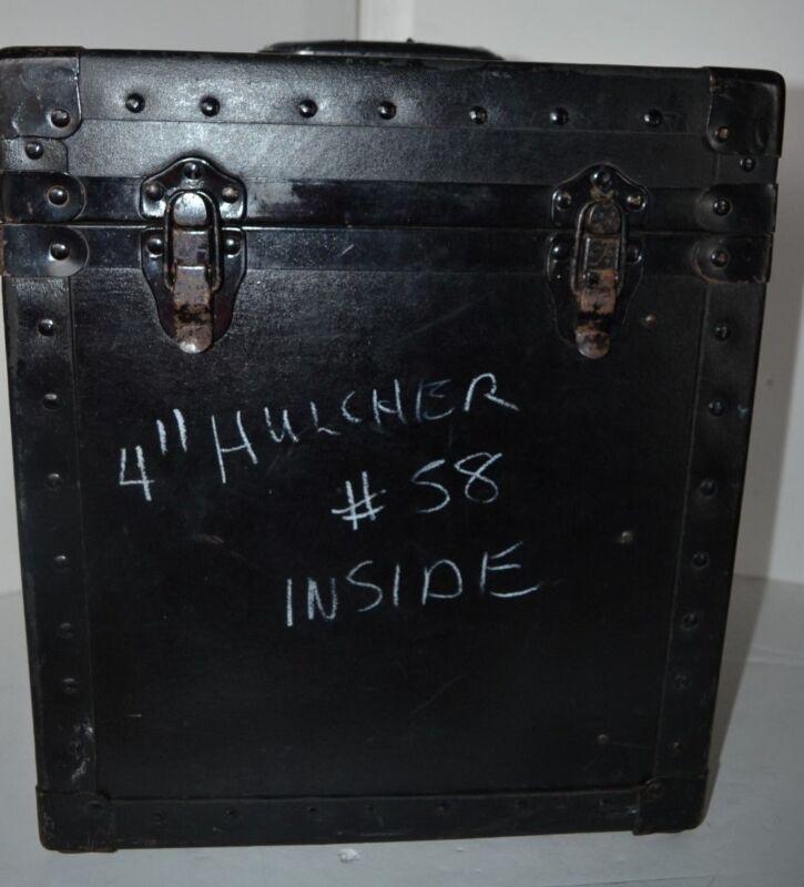 Vintage Camera Box Case Antique Hulcher Movie Camra Box only