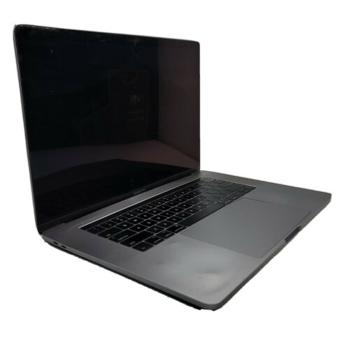 Apple MacBook Pro A1707 15 2017 TURNS ON AS IS PARTS OR REPAIR L3 - $589.95