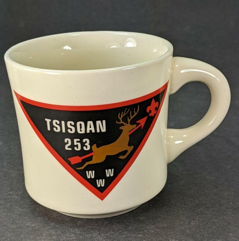 Tsisqan Lodge 253 WWW Vintage BSA Coffee Mug Cup