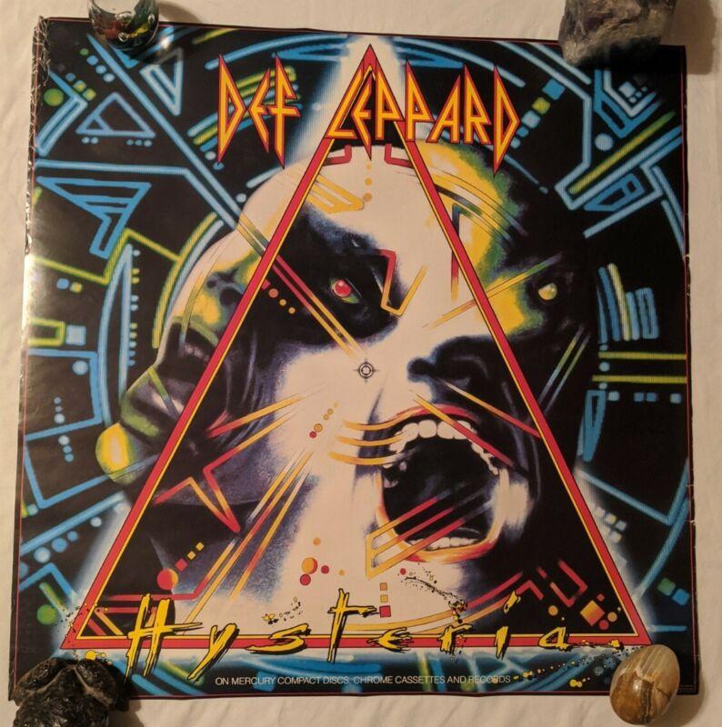 1987 ORIGINAL Def Leppard
