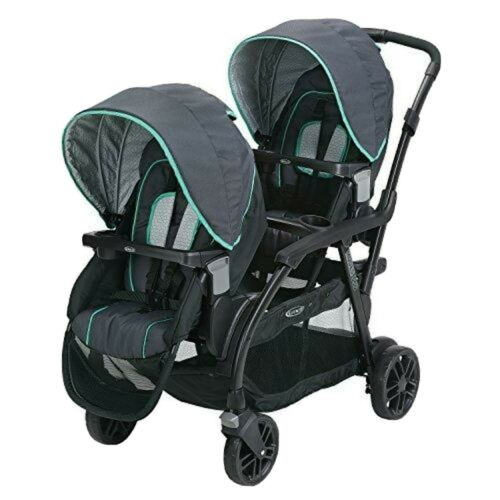 Graco Baby Modes Duo Twin Tandem Double Stroller Basin NEW