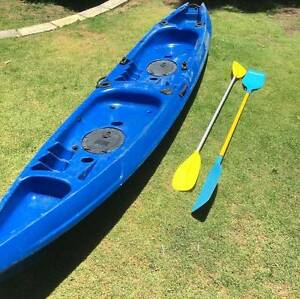 Kayak and paddles Claremont Nedlands Area Preview