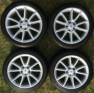 4x Ford Falcon FG Series 2 XR6 XR8 rims wheels mags 18inch Epping Whittlesea Area Preview