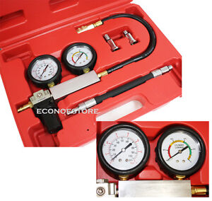 TU-21-CYLINDER-LEAKAGE-LEAKDOWN-LEAK-DETECTOR-ENGINE-COMPRESSION-TESTER-GAUGES