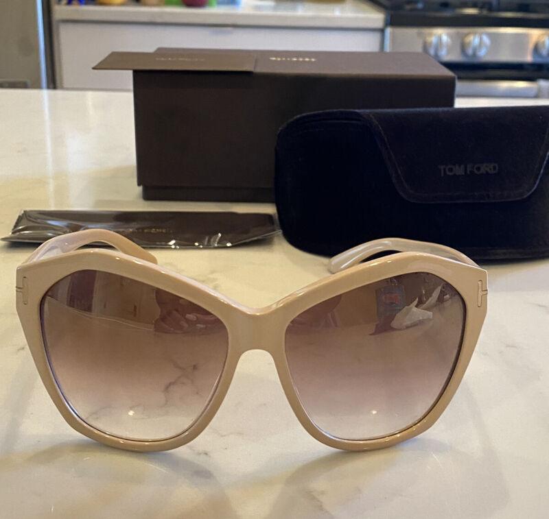 Tom ford Ivory Angelina Sunglasses