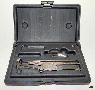 Indi-cal Universal Bore Groove Gage W Extra Pieces