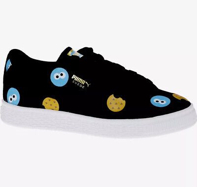 £29.99 -  Kids Puma Suede Cookie Monster Infant Size 11 🍪🍪🍪
