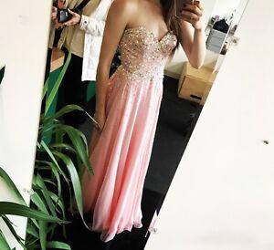 Baby Pink Prom Dress