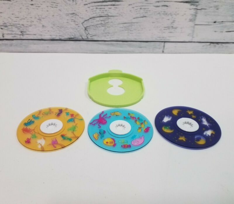 Replacement HoMedics MyBaby Soundspa Lullaby Projector Discs and Tray MYB-S300