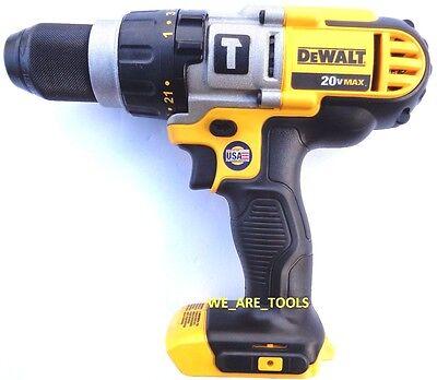 NEW DeWalt DCD985 20V Max Cordless 1/2