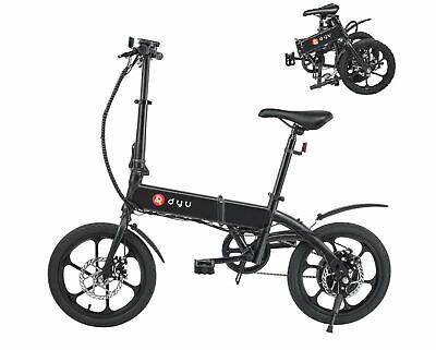 DYU S1 E-Bike Pedelec 25kmh Faltbar