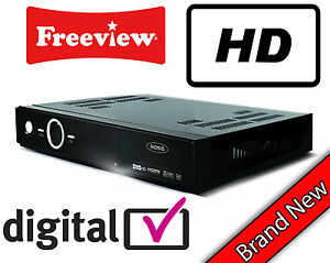 ROSS T2USBPVR-RO DIGITAL HD FREEVIEW RECEIVER HDMI ETHERNET USB SERIES RECORD